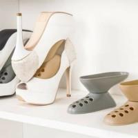 Rak Sepatu Portable Tempat Sepatu Susun Praktis