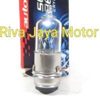 Bohlam Bolam Lampu Depan Autovision H6 Jupiter Beat Vario Shogun Mio