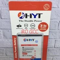 BATTERY BATERAI HYT DOUBLE POWER XIAOMI REDMI NOTE 2 BM45 DOUBLE IC