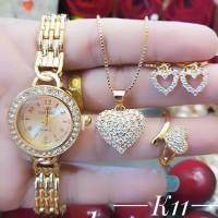 Set perhiasan Jam tangan 23002