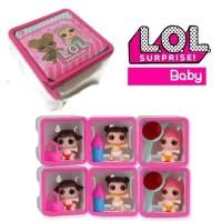 Mainan Anak Boneka LOL Surprise Lucu Kotak