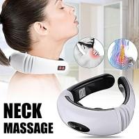 Alat Terapi Pijat Leher Elektrik Neck Massager Rechargeable