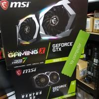 VGA MSI - GEFORCE GTX 1660 TI GAMING X 6G / Gaming X GTX 1660Ti 6 GB