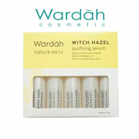 Wardah Nature Daily Witch Hazel Purifying Serum