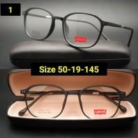 Ready Sale Frame Kacamata Levis 2127 Kacamata Minus Kacamata Baca