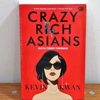 Buku Novel: Kaya Tujuh Turunan (Crazy Rich Asians)