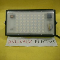 LAMPU SOROT LED - KAP HALOGEN LED SEARCH LIGHT HINOMARU 50W CAHAYA P