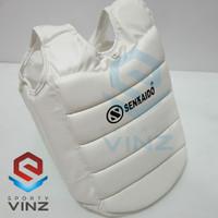 Senkaido Body Protector Pelindung Badan Bagian Dada Model Kaos Karate