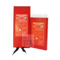 Fire Blanket / Selimut Api Fiberglass Fabric UK 2 x 2 mtr