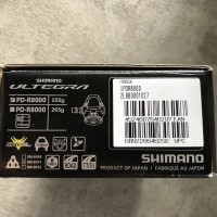 Shimano Ultegra Road Pedal PD-R8000 with cleat SM-SH11