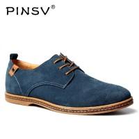 Sepatu Pinsv Oxford Sepatu Pria Sneakers Hitam Sepatu Kulit Pria
