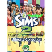 THE SIMS 2 ULTIMATE COLLECTION CD DVD GAME PC GAMING PC GAMING LAPTOP