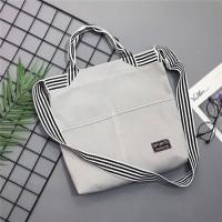 Tas Kanvas Wanita / Shoulder Bag / Tas Selempang Tote Import - JC011