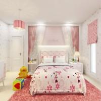 Kamar Anak Mewah Furniture Interior