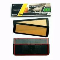 Cover / Tatakan / Breket / Dudukan PLAT Nomor Mobil ACRYLIC NON LAMPU