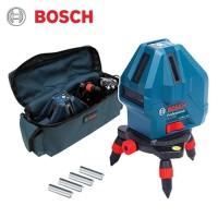 Bosch GLL 5-50 X Laser Garis / Self Level Cross Line Laser GLL 5-50X