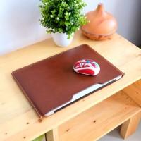 Sleeve Macbook Air 13 / Case Laptop Macbook / Tas Laptop Kulit Asli