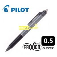 Pilot Frixion Ball 0.5 mm Clicker BLRT-FR5/ Pen bisa dihapus