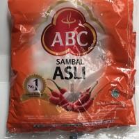 ABC sambal asli sachet 9gr x 22 saus cabe sambel ABC harga murah