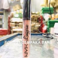 Nyx Lingerie Liquid - LIPLI 06 PUSH UP |Nyx Lip Lipstick Lipstik Murah