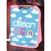 SMIGGLE FRESH STATIONARY SET MIDI A5 KIT Blue pink dream