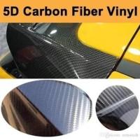 stiker skotlet karbon 5d stiker scotlite motor mobil carbon 5D