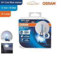 Osram Lampu Mobil H11 Cool Blue Intense 12V 55W - 64211CBI
