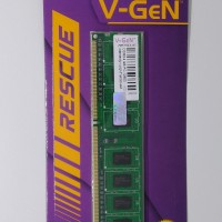 RAM DDR3 V-GeN RESCUE 4GB PC12800/1600Mhz LongDimm (Memory PC VGEN)