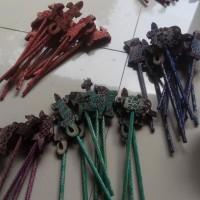 Souvenir Yogyakarta Pensil Batik Hewan