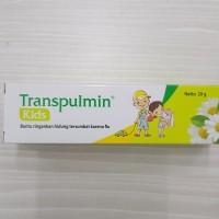 Transpulmin balsam keluarga 20 gr