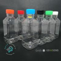 botol kotak 250 ml cimory khusus pengiriman gosend