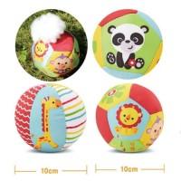 Fisher Price Animal Ball - Bola rattle - Rattle ball - Mainan Bayi