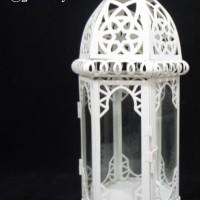 [X-VB27L] Lentera Morocco Besar / Tempat Lilin / Candle Holder