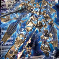 MG Unicorn Gundam 03 Phenex MG0179 Bandai Model kit Gunpla