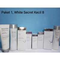 Wardah White Secret Series Paket 1