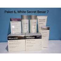 Wardah White Secret Series Paket 6