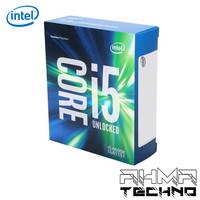 Processor Intel LGA 1151 i5 6600K Box tanpa Fan Skylake Series
