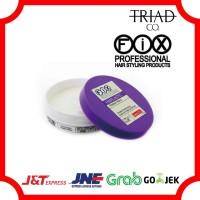 POMADE FIX PROFESSIONAL HAIRLASTIC HAIR WAX 80gram (FREE SISIR SAKU)