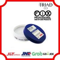 POMADE FIX PROFESSIONAL ROCK & RULE HAIR WAX 80gram (FREE SISIR SAKU)