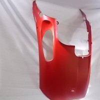 DEK BAWAH (COVER LOWER) MIO 2005 MERAH
