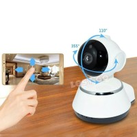 new CCTV wifi rotating ip camera infrared malam
