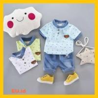 Pakaian/Kaos Anak/Baju Anak/Setelan Anak Laki Laki Import Original🔥