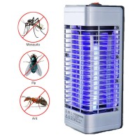 Garden Electric LED Mosquito Killer Lamp Socket Night Light Bug