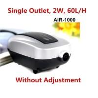 Air1000 Resun Pompa Udara Aerator Aquarium Air Pump