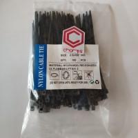 Kabel Tis Cable Tie Kabel Ties 10 cm 100 mm