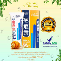 Meilibahenling Cream with Snail Extract / Hilang Bekas Luka BY SHINING