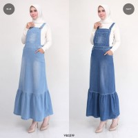 OVERALL JEANS MONALISA VB3219