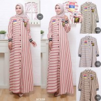 GAMIS STRIPE BUTTONED PATCH BC3219