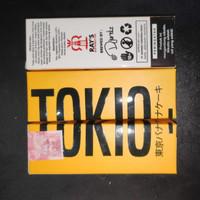 TOKIO 3MG BANANA CUSTARD by djureks premium E liquid ORIGINAL CUKAI