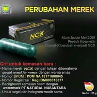Ncx Crystal X Ori Cristal X Asli Kristal X Natural Herbal Nasa